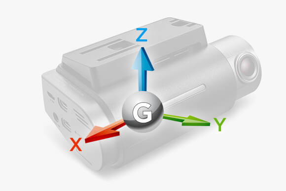 Accelerometer G-Sensor